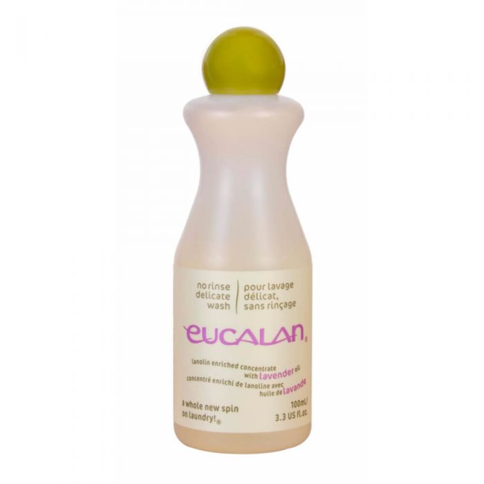 Eucalan No rinse delicate wool wash - lavender scented -  100ml