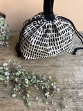 Made to order - Botanical yarn - Project bag style 02 -  design 06