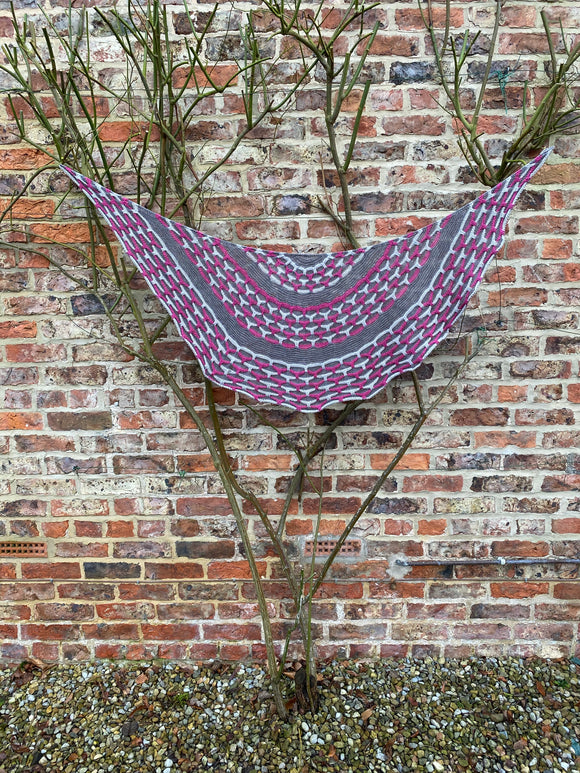 Kinship Shawl Kit