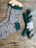 Dyed to order - Sock kit - Monster Mash
