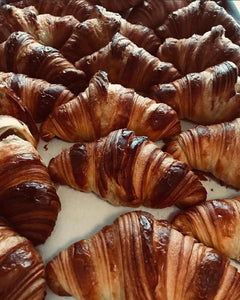New York Times + 2 Croissants