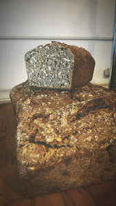 Danish Rye Bread - Whole Loaf
