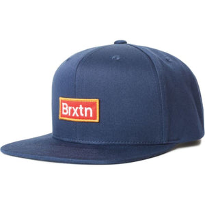 Gate III MP Snapback - Washed Navy