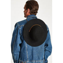 Load image into Gallery viewer, TILLER HAT - BLACK