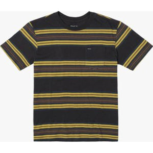 TAKE STRIPE SHORT SLEEVE TEE