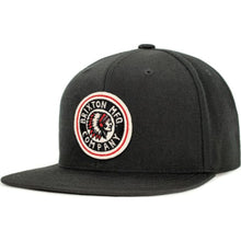 Load image into Gallery viewer, Rival Snapback - Black