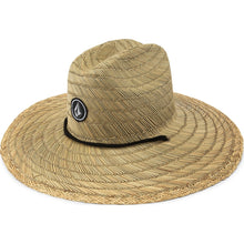 Load image into Gallery viewer, QUARTER STRAW HAT
