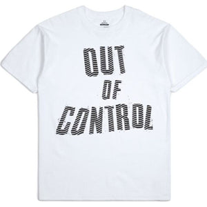Strummer Out Of Control S/S Standard Tee - Black