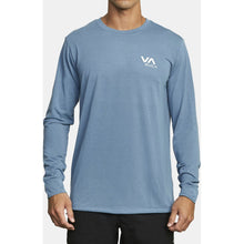 Load image into Gallery viewer, VA RVCA LONG SLEEVE TEE
