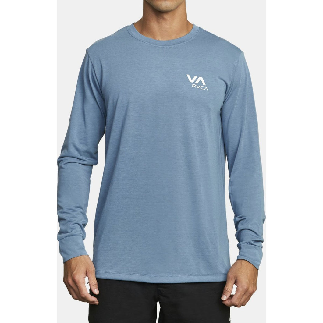 VA RVCA LONG SLEEVE TEE