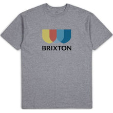 Load image into Gallery viewer, Alton II S/S Standard Tee - Heather Grey