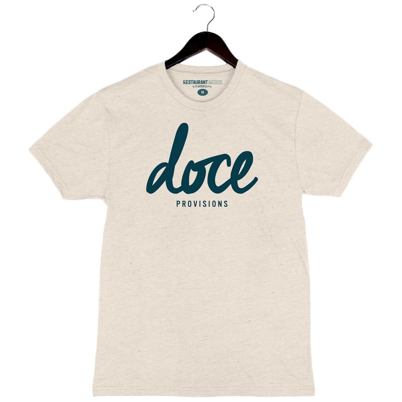 Doce Provision - Unisex Crew - Oatmeal