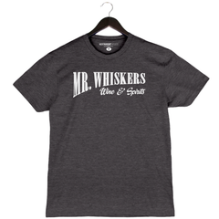 On Sale 6/17 - Mr. Whiskers - Nashville -Dark Grey Crew