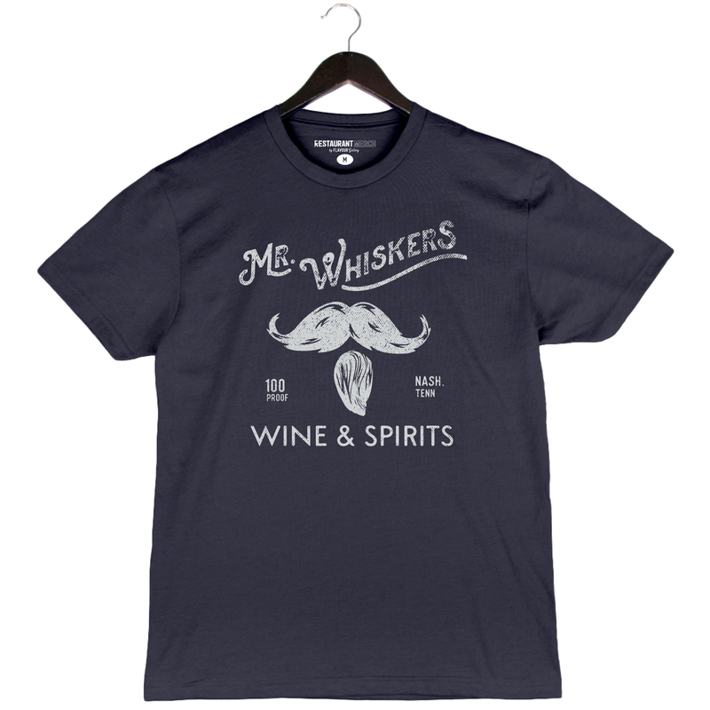 On Sale 6/17 - Mr. Whiskers - Nashville - Navy Crew