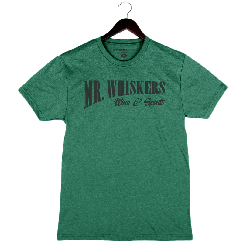 On Sale 6/17 - Mr. Whiskers - Nashville -Green Crew
