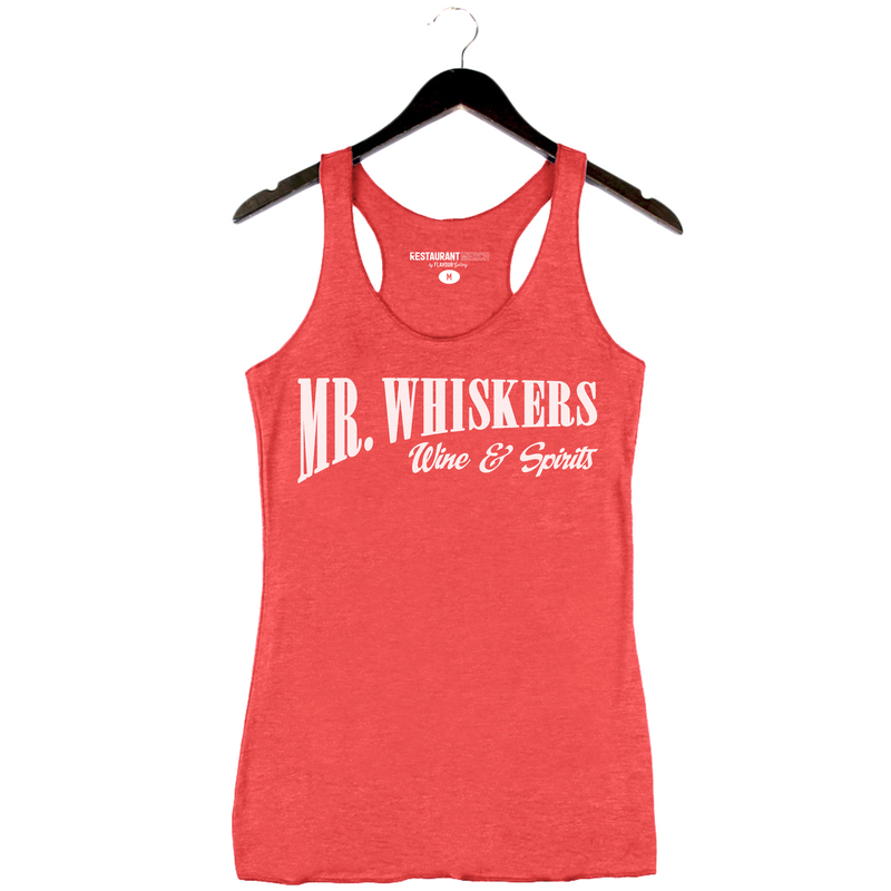 On Sale 6/17 - Mr. Whiskers - Nashville - Red Tank