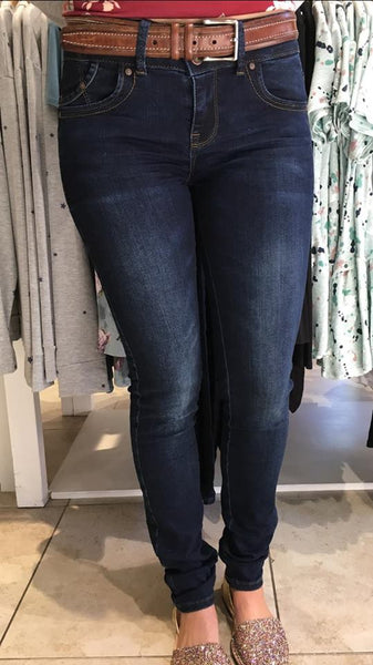 LTB Molly High Waist Jeans (Faith Wash)