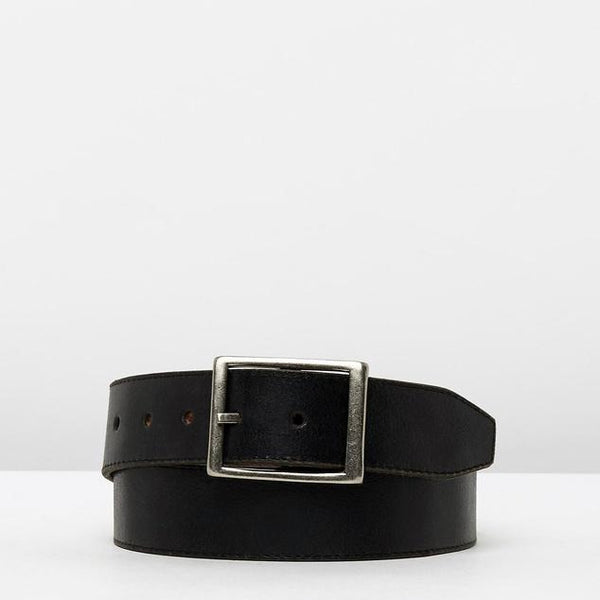 Loop Leather Co Two Face Belt Black Tan