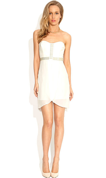 Pulse Dress White