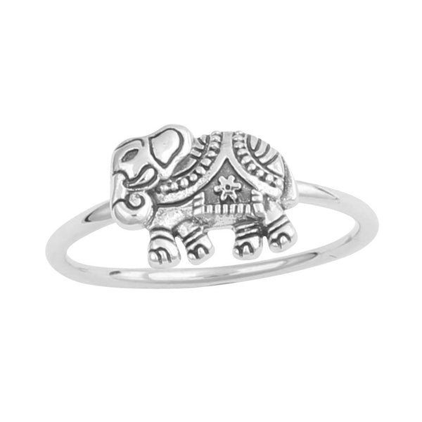 ADORNED ELEPHANT RING
