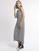Silent Theory Twisted Maxi Tank Dress STRIPE