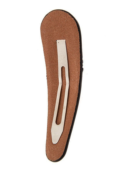 HA014 Cork Snap Clip Green