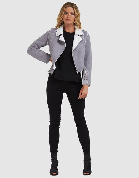 Amelius Wyatt Jacket Grey