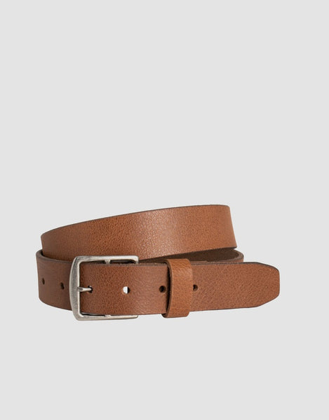 Loop Leather Co State Route Belt Tan