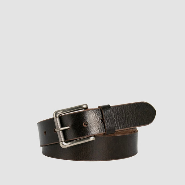 Loop Leather Co Urban Central Belt Chocolate