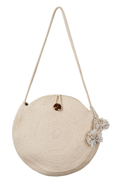 Eb&Ive Savannah Bag Ivory