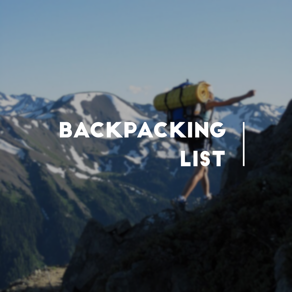 Experienced Backpackers Share Their Travel Necessities