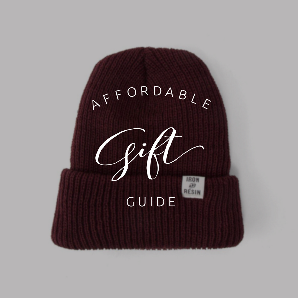 Impressive & Affordable Holiday Gifts
