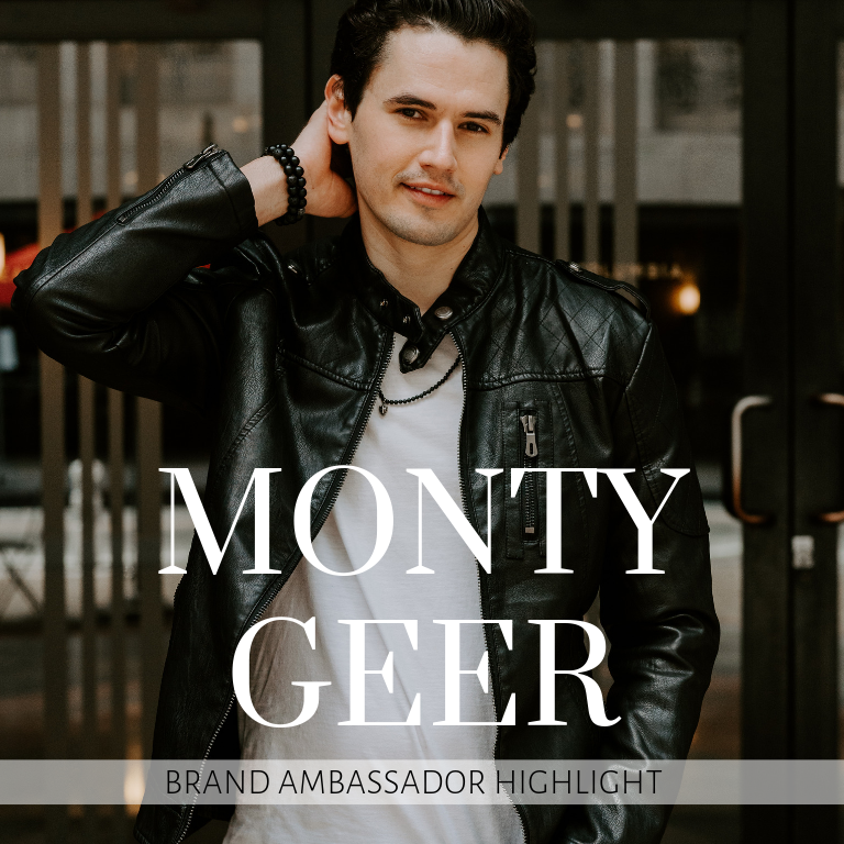 Brand Ambassador Hightlight: Monty Geer