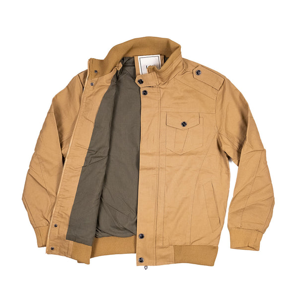 The Aberdeen Jacket Khaki