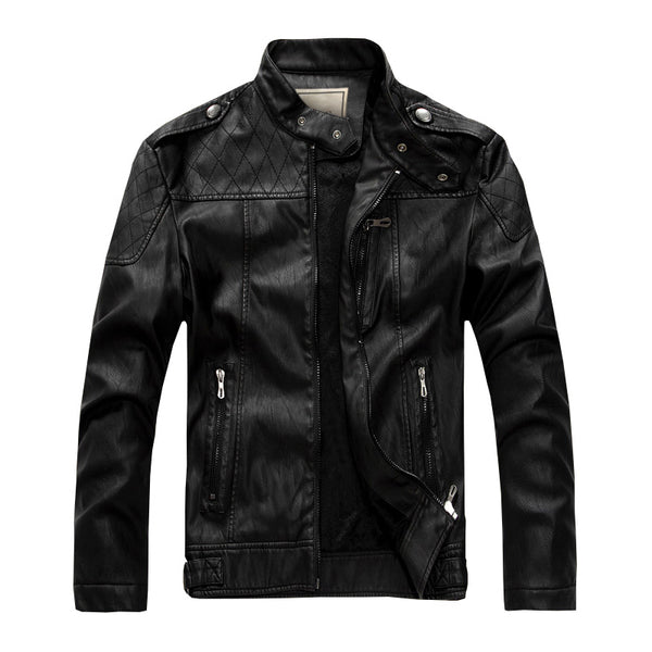 The Burnout Jacket II - Black
