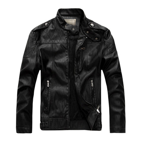 The Burnout II Jacket Black