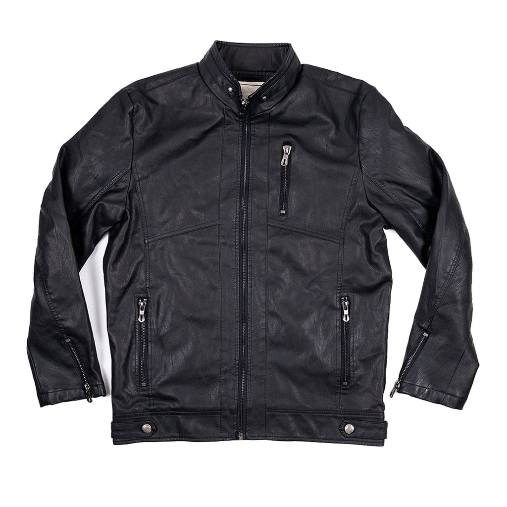 The Cafe Jacket Black