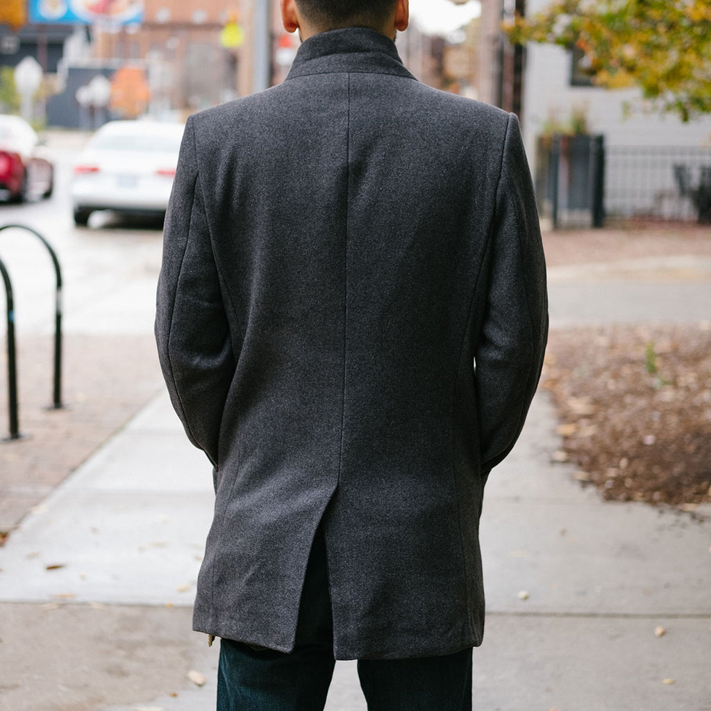 The Bellevue Topcoat