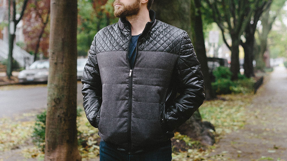 Outerwear - The Montreal Puffer Coat