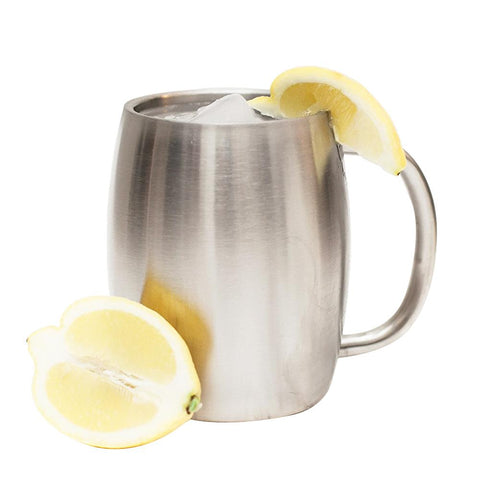 Barware - Stainless Steel Mug