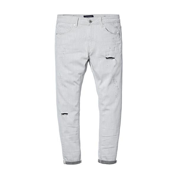 Denim - Slim Light Grey Denim