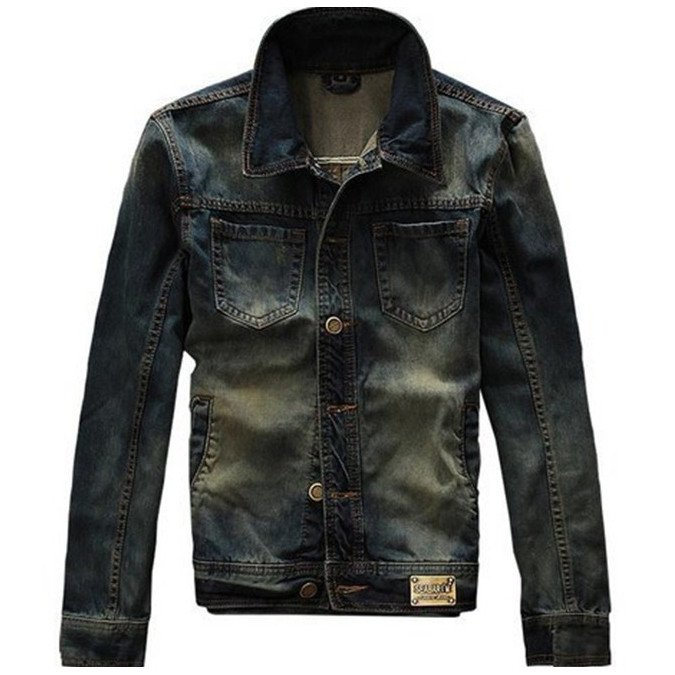 Jackets - Seabar 002 Premium Denim Jacket