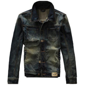 Seabar 002 Premium Denim Jacket