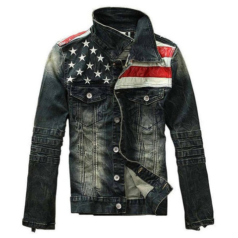 Jackets - Seabar 117 Premium Denim Jacket