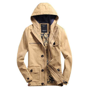 The Fillmore Coat Khaki