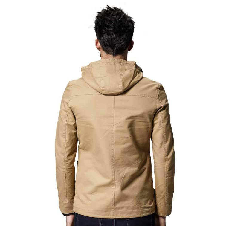 Outerwear - The Fillmore Coat Khaki