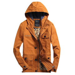 Outerwear - The Fillmore Coat Yellow