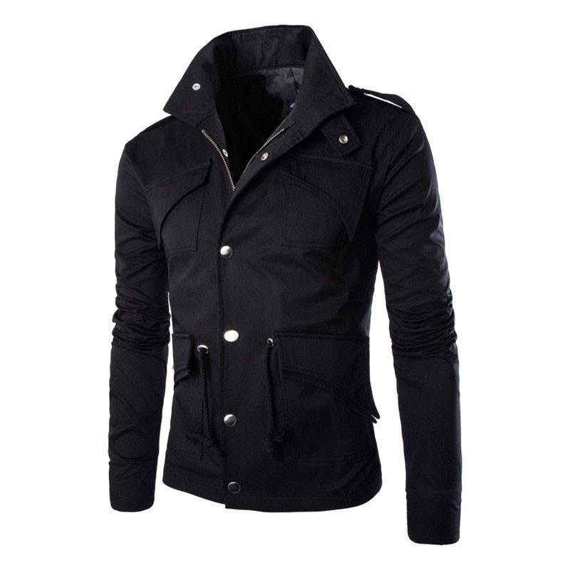 Outerwear - The Jumper Black