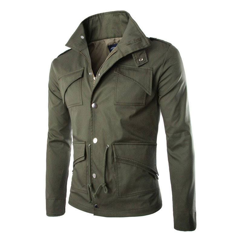 Outerwear - The Jumper Olive