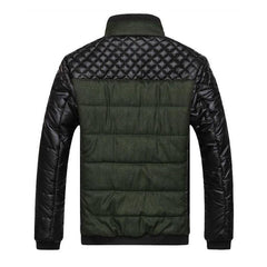Outerwear - The Montreal Puffer Coat Dark Green